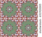 seamless pattern with abstract...   Shutterstock .eps vector #651920305