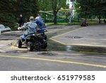 yoshkar ola  russia  june 1 ...   Shutterstock . vector #651979585
