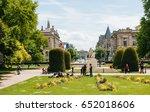 strasbourg  france   may 18 ... | Shutterstock . vector #652018606