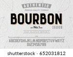 font.alphabet.script.typeface... | Shutterstock .eps vector #652031812