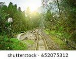 Small Narrow Gauge Railway...