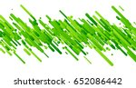 green abstract background on... | Shutterstock .eps vector #652086442