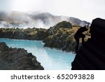 climb to the summit | Shutterstock . vector #652093828
