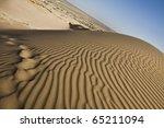 sandscapes in the desert | Shutterstock . vector #65211094