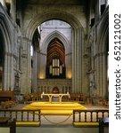 Ripon Cathedral Interior North...