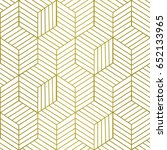geometrical pattern | Shutterstock .eps vector #652133965