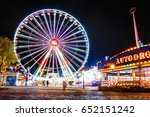 24 march 2017  prater park ... | Shutterstock . vector #652151242