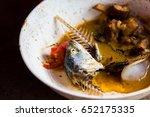 cat food fish | Shutterstock . vector #652175335