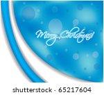vector christmas background   Shutterstock .eps vector #65217604