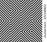 vector seamless pattern.... | Shutterstock .eps vector #652188802