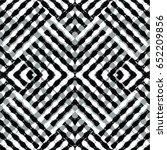 a saturated pattern mesh  strip ... | Shutterstock .eps vector #652209856