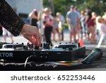 outdoors dj | Shutterstock . vector #652253446