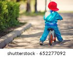 children riding on a bicycles...