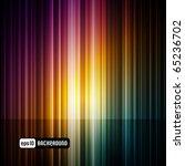 dark abstract spectrum... | Shutterstock .eps vector #65236702