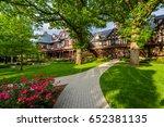 the francis xavier knott... | Shutterstock . vector #652381135