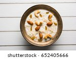 most famous indian sweet... | Shutterstock . vector #652405666