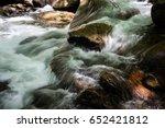 Fresh Mountain Stream. Stream...