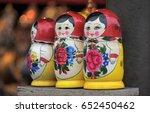 Matryoshka  Babushka  Dolls  St....