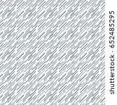 vector line pattern. geometric... | Shutterstock .eps vector #652485295