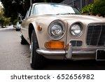 Vintage 1971 Jaguar Series I X...
