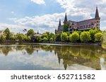 ravadinovo castle in sozopol ... | Shutterstock . vector #652711582