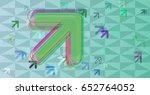 navigation background | Shutterstock .eps vector #652764052