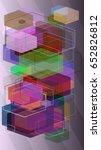 jewel design template | Shutterstock .eps vector #652826812