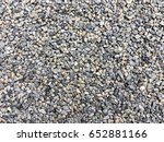 Clean Gravel Washed Texture...