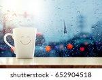 Happy Coffee Mug With Smiley...