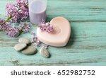 body care accessories  spa...   Shutterstock . vector #652982752