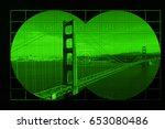 Golden Gate In San Francisco  ...
