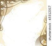 vector frame   Shutterstock .eps vector #65312317