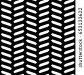 herringbone motif. seamless...