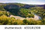 The Horseshoe Canyon Of Ardeche ...