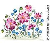 vector illustration of... | Shutterstock .eps vector #653226295
