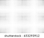 abstract halftone dotted... | Shutterstock .eps vector #653293912