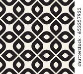 vector seamless pattern....   Shutterstock .eps vector #653357932