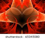 abstract  art   backdrop ... | Shutterstock . vector #65345080