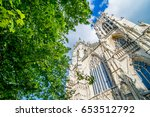The Beautiful York Minster With ...