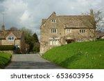 "ancient village ""lower...   Shutterstock . vector #653603956"