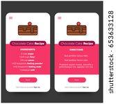 chocolate cake recipe app for...