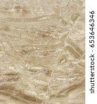 brown marble texture background | Shutterstock . vector #653646346