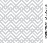 geometric boho minimal graphic... | Shutterstock .eps vector #653657818