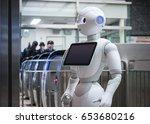 kanazawa  japan   apr 11  2017  ... | Shutterstock . vector #653680216
