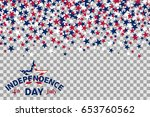 seamless pattern with stars for ...   Shutterstock .eps vector #653760562