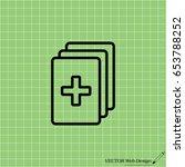medical clipboard checklist....