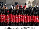 Trooping The Colour Ceremony ...