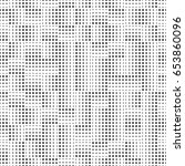 white seamless texture. vector... | Shutterstock .eps vector #653860096