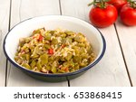 Dible  Green Bean Stew With...