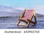 sunbed no.1   Shutterstock . vector #653902765